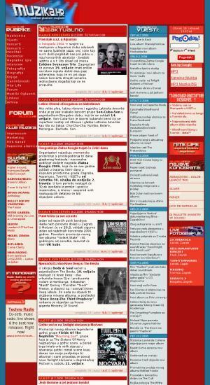 Muzika.hr : glazbeni internet magazin