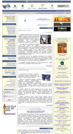 Konture.com : časopis za novu poeziju : časopis za suvremenu poeziju : contemporary poetry magazine