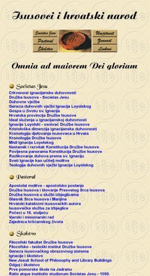 Hrvatska pokrajina Družbe Isusove : Croatian province of the Society of Jesus