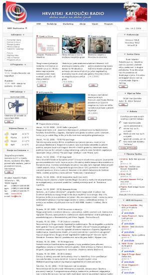Hrvatski katolički radio : dobar radio za dobre ljude