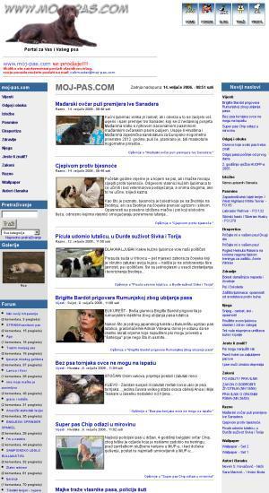 Moj-pas.com : portal za vas i vašeg psa