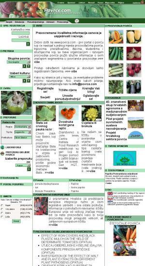 Povrće.com : sve o povrću na jednom mjestu