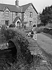 [The Mill, Pwllheli, whose well was immortalised by Cynan in his poem Mab y Bwthyn]