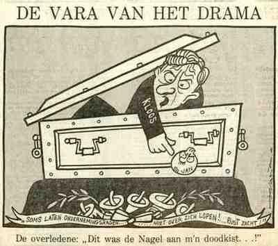 De VARA van het drama