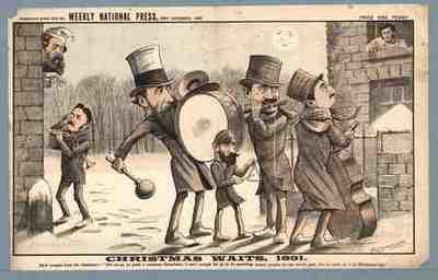 Christmas Waits, 1891