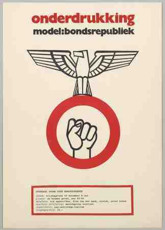 Onderdrukking model: Bondsrepubliek