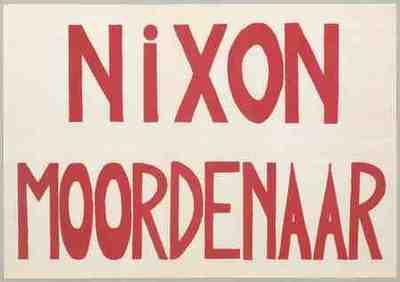Nixon moordenaar