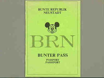 Passport of the BRN