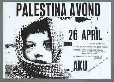Palestina avond