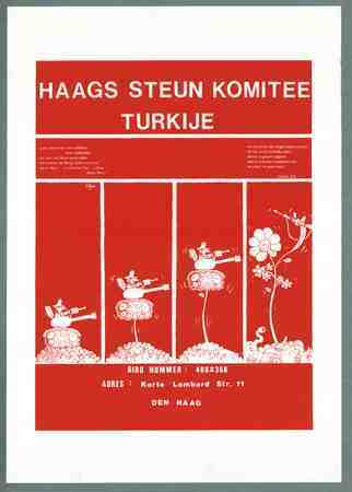 Haags steun komitee Turkije