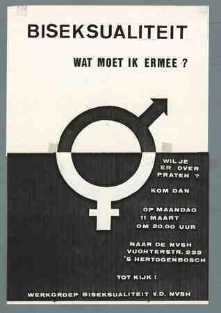 Biseksualiteit, wat moet ik ermee?