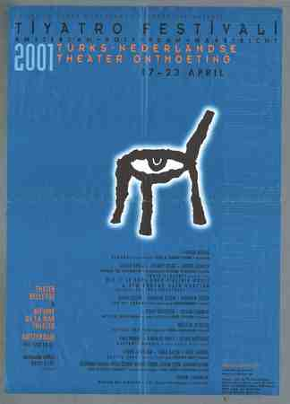 Tiyatro festivali 2001, Turks Nederlands theaterontmoeting