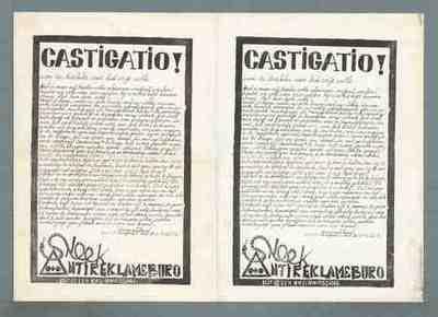Castigatio!