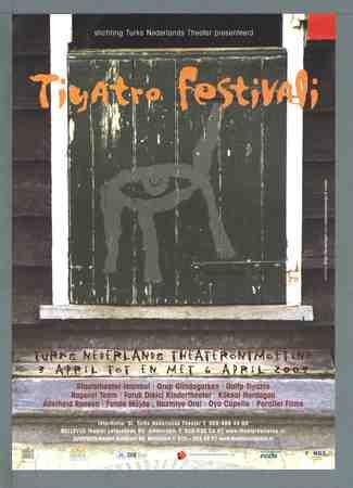 Tiyatro festivali, Turks Nederlands theaterontmoeting