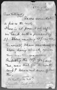 1898-1900 and n.d. With a letter by  Henry S. Salt  (The Humanitarian League, London) and a letter by  H. Petriu  (Athens) relating to the attack by  Kardisski (Karditzki)  1898. Enclosed also a clipping on this subject with a note by Nettlau.