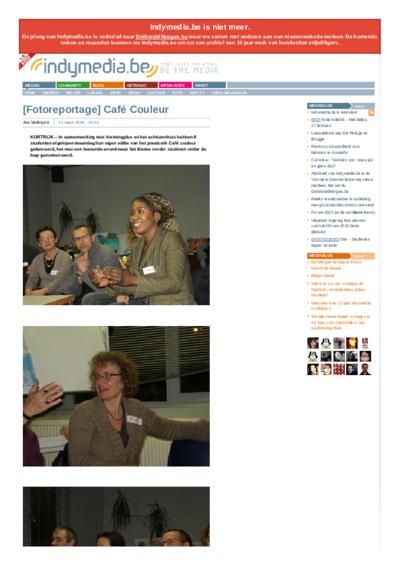 [Fotoreportage] Café Couleur
