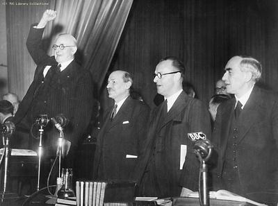 TUC Congress, Brighton, 1946