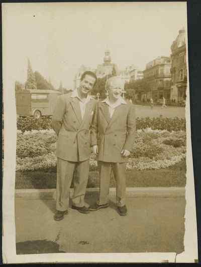 Paris, années 1940.
