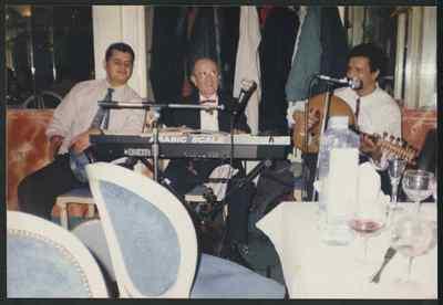 Soirée privée, jour de l'an 1994