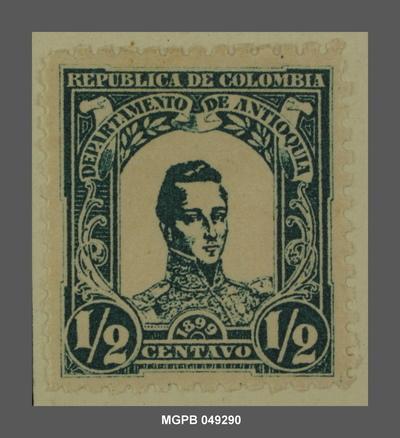 1/2 centau José María Córdova