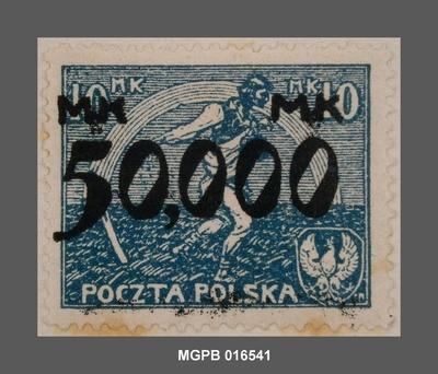 50000 s. 10 marcs Al·legoria de l'Esperança