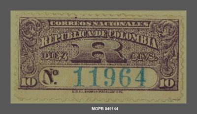 10 centaus Motius ornamentals