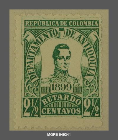 2 1/2 centaus José María Córdova