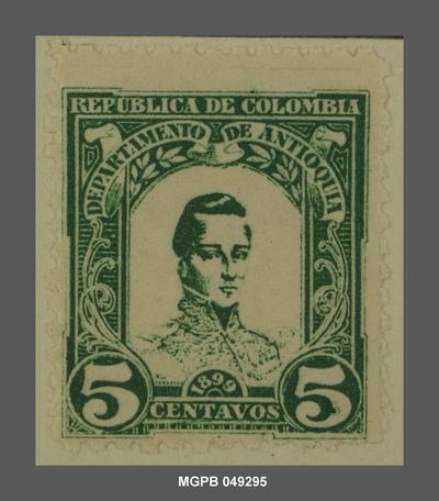 5 centaus José María Córdova