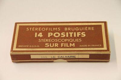 Stéréofilms Bruguière. Le Calvaire