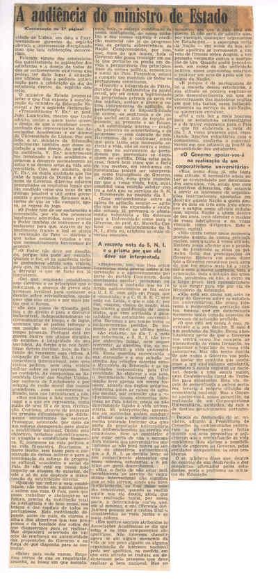 Diário de Lisboa, Quarta, 11 de Abril de 1962
