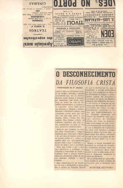 Sem título, Segunda, 16 de Abril de 1962