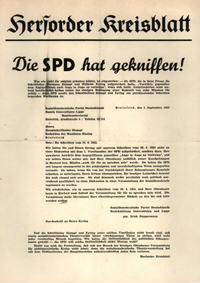 Herforder Kreisblatt