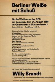 Berliner Weiße mit Schuß