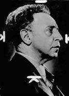 Porträt Pianist Arthur Rubinstein