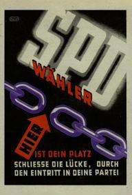 SPD Wähler hier ist dein Platz