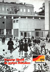 Unsere Stadt in guten Händen [Serie] SPD Spandau