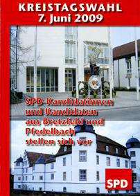 SPD-Kandidatinnen und Kandidaten aus Bretzfeld und Pfedelbach stellen sich vor