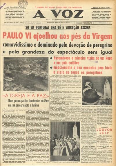 A voz: o diário de maior assinatura em Portugal