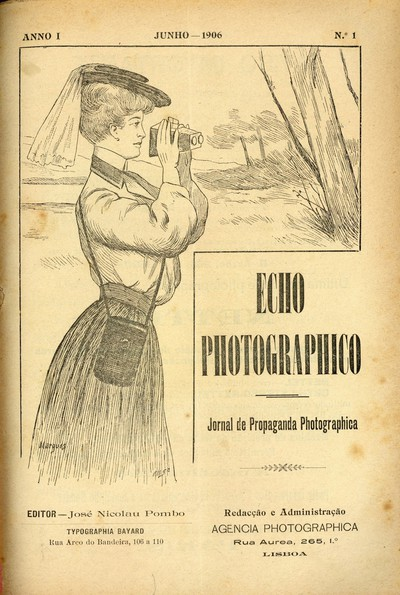 Echo photographico : jornal de propaganda photographica