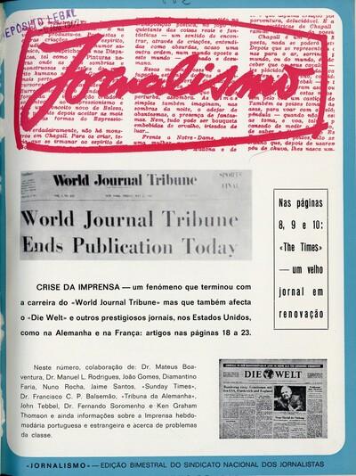 Jornalismo