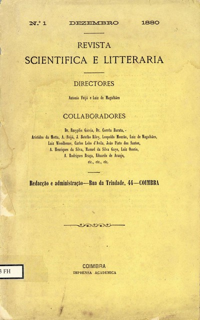 Revista scientifica e litteraria