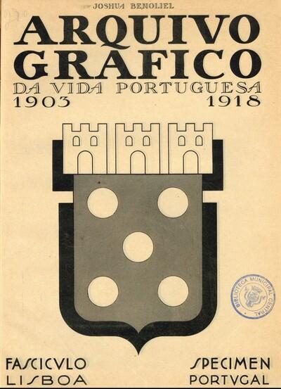 Arquivo gráfico da vida portuguesa: 1903-1918