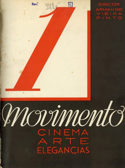 Movimento : cinema, arte, elegâncias
