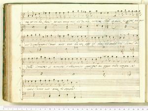 Bastan prove al mio amor lumi spietati (15 Xbre 1713)