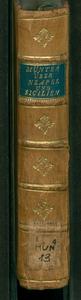 Nachrichten von Neapel und Sicilien, auf einer Reise in den Jahren 1785 und 1786