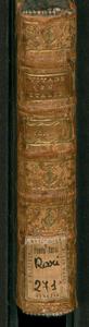 Voyage d'un francois en Italie, fait dans les annees 1765 & 1766. Contenant l'histoire & les anecdotes les plus singulieres de l'Italie, & sa description. 1