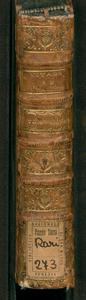 Voyage d'un francois en Italie, fait dans les annees 1765 & 1766. Contenant l'histoire & les anecdotes les plus singulieres de l'Italie, & sa description. 3