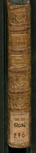 Voyage d'un francois en Italie, fait dans les annees 1765 & 1766. Contenant l'histoire & les anecdotes les plus singulieres de l'Italie, & sa description. 6