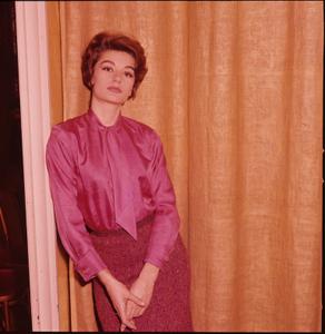 Anouk Aimée, 1960 ca.