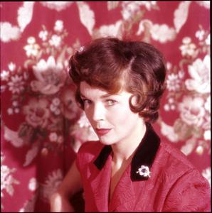 Dawn Addams, 1960 ca.